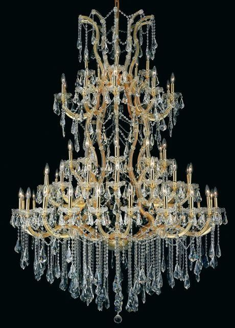 346 best crystal chandelier czech glass images on pinterest maria theresa crystal chandelier aloadofball Images
