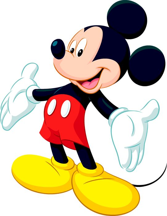 vacation clip art | Mickey Mouse Clip Art