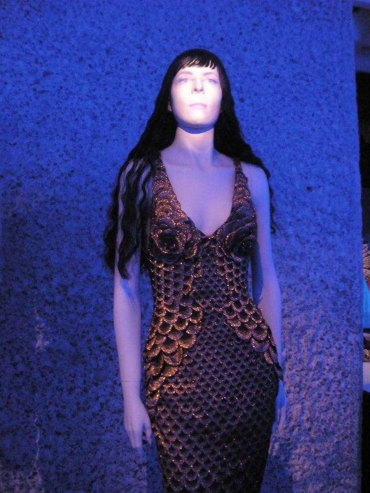 Jean-Paul Gaultier, Barbican, fashion, scales