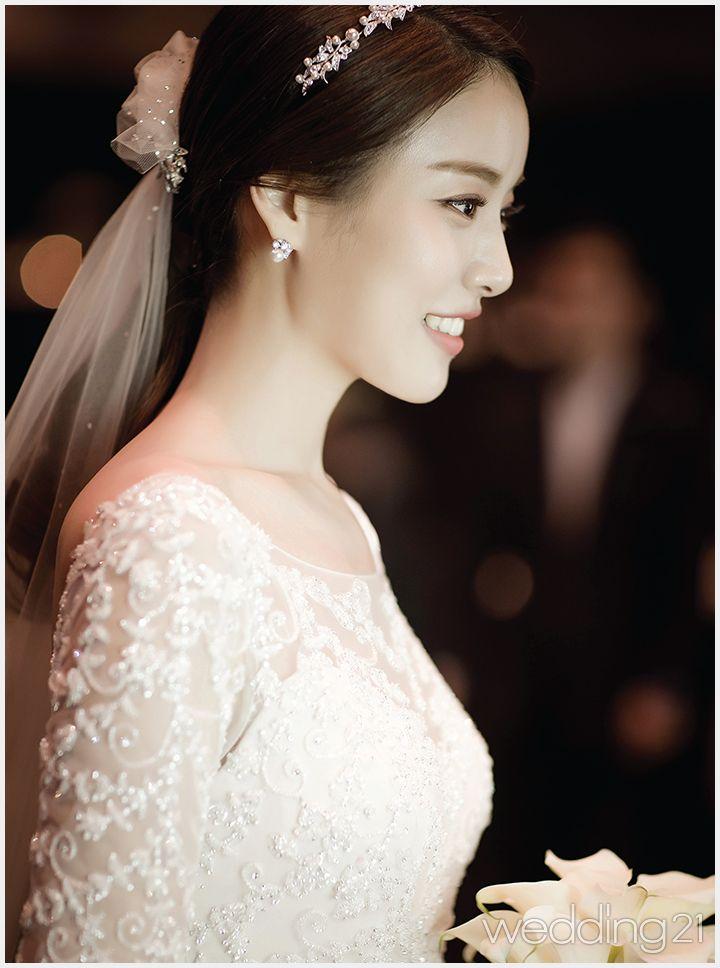 톱모델 양윤영, 아름다운 봄의 신부가 되던 날