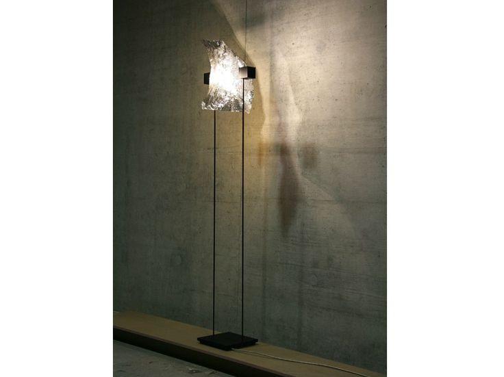 1ST AID Floor lamp by BENWIRTH LICHT design Ben Wirth