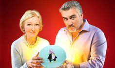 Mary Berry and Paul Hollywood. Photograph: Pal Hansen for Observer Food Monthly