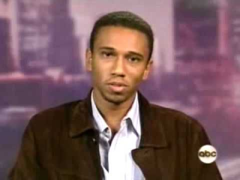 Aaron McGruder's Nightline interview where he discusses a controversial episode of The Boondocks.