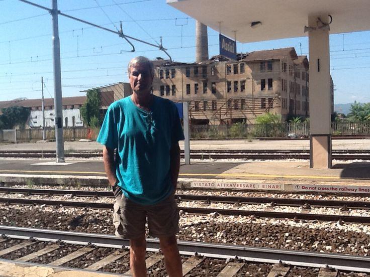 Etacion de tren de Asís