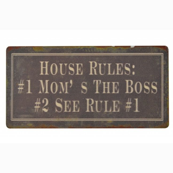 Magnes House Rules - BelleMaison.pl