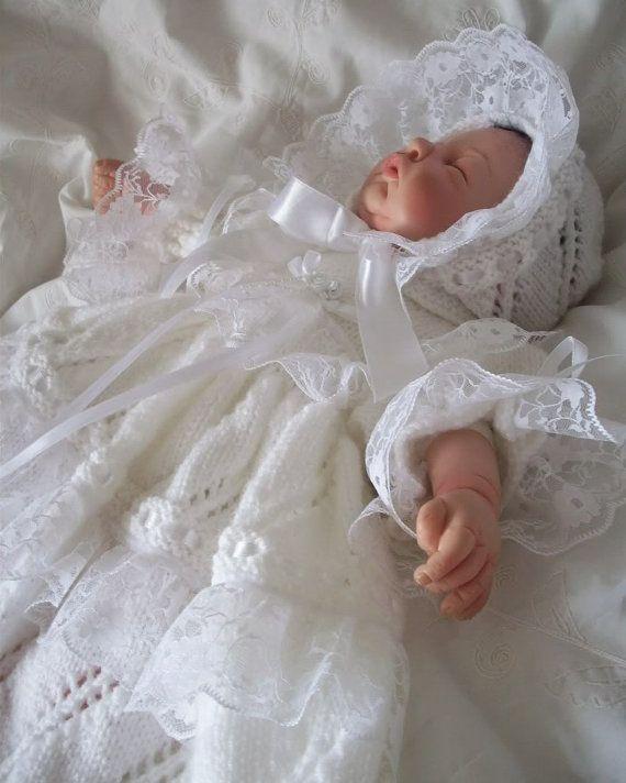 PDF Knitting Pattern 25 Reborn Newborn by AngiesAngelsBabyGift