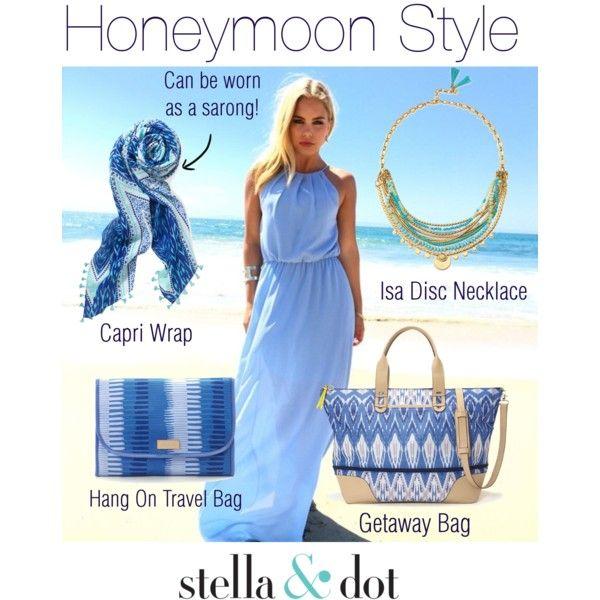 Stella & Dot by caseyeking on Polyvore featuring polyvore, fashion, style and Stella & Dot