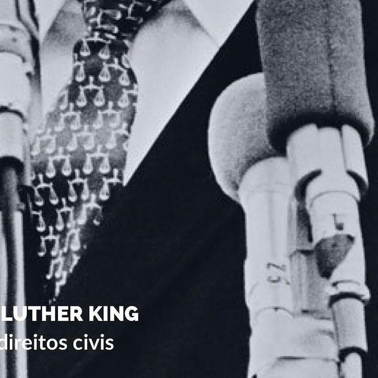 """""""Tenho um sonho de que um dia nas colinas vermelhas da Geórgia os filhos de ex-escravos e os filhos de ex-donos de escravos poderão sentar-se juntos à mesa da irmandade."""" Martin Luther King tornou-se um dos mais importantes líderes do movimento dos direitos civis dos negros nos Estados Unidos e no mundo. Sua campanha de não violência e de amor ao próximo se fez conhecida a ponto de receber o Prêmio Nobel da Paz em 1964.  Em um mundo repleto de #BATALHAS  qual delas te inspira a reagir ao que…"""