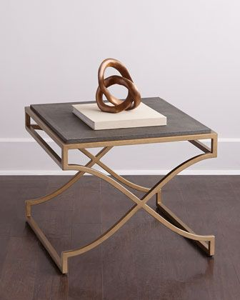 Impulse Bunching Side Table by Candice Olson at Neiman Marcus.