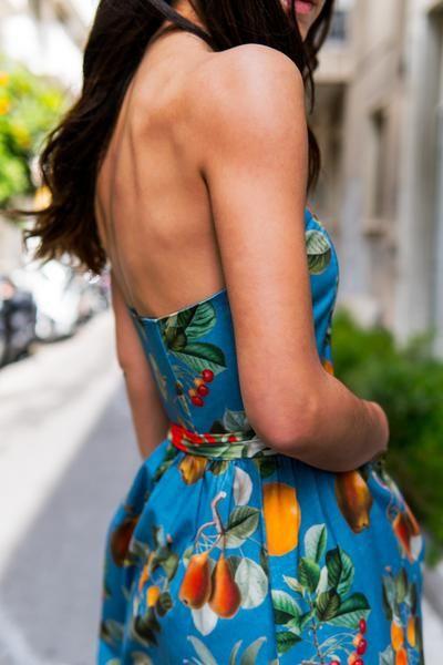 Lowell Dress