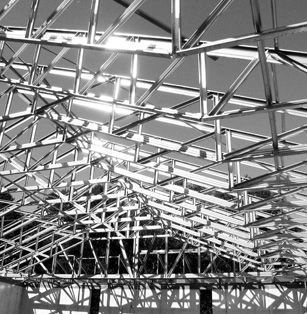 Best 25 roof trusses ideas on pinterest roof truss for Pre engineered roof trusses