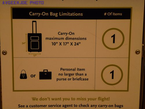 15 Best Carry On Luggage Restrictions Images On Pinterest