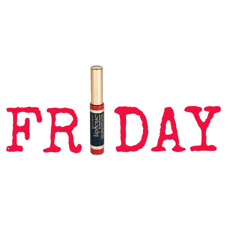 """Celebrate Friday with LipSense. To order, check out my Facebook group """"Super WONDERful Lips"""" Distributor 204985"""