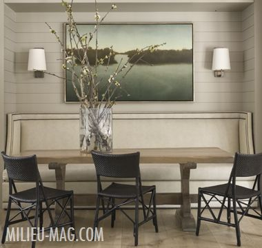 Top 25 Best Dining Room Banquette Ideas On Pinterest Kitchen Banquette Sea