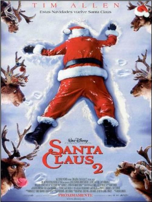 Watch The Santa Clause 2 (2002) Full Movie Online Free