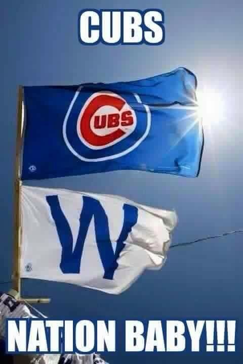 CUBS NATION BABY!!!