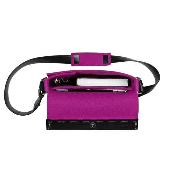 diFeltro Fold Fashion Fuchsia    http://difeltro.com/products.php#fold-fashionfuchsia
