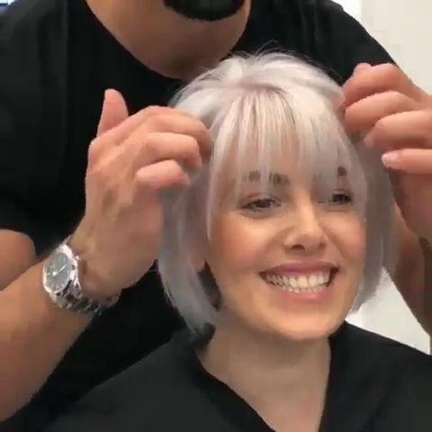 Hair Color Ideas for Short Hair in 2019