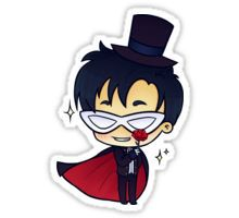 Tuxedo Mask Sticker
