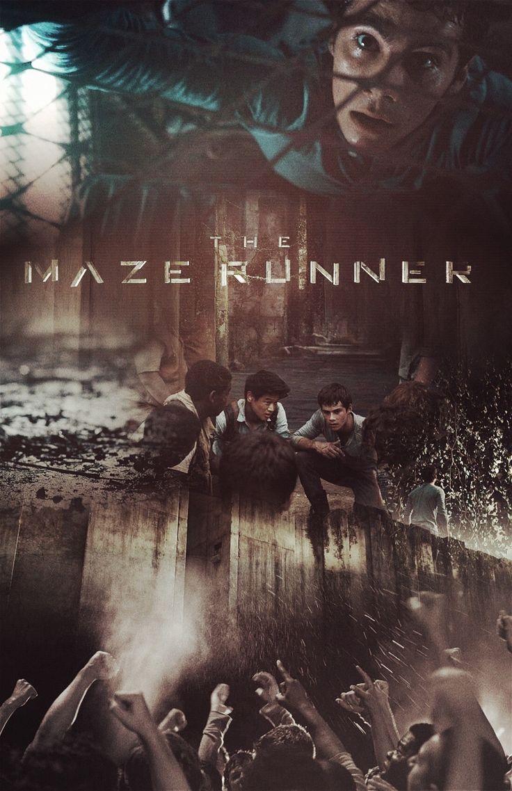 The Maze Runner Poster (fan made)