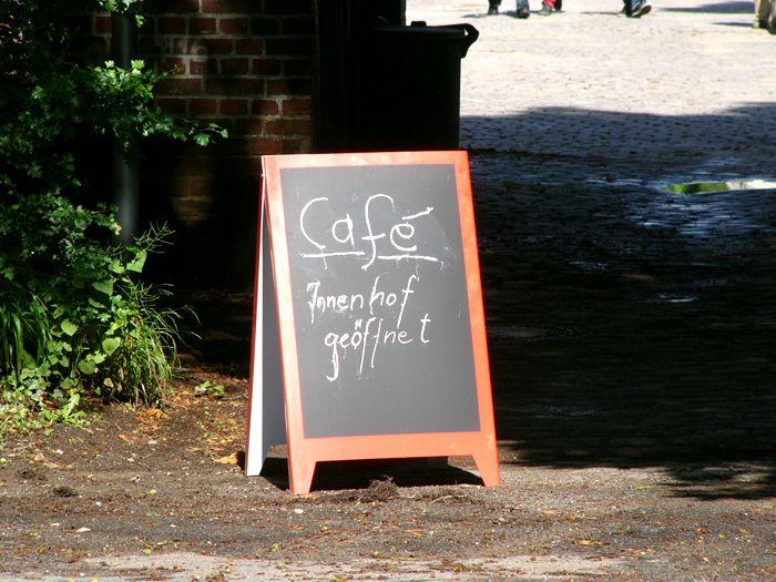 Nice Das Caf Rastplatz auf Gut Leidenhausen bietet z B Kaffee mit Kuchen Eis und kleine Snacks