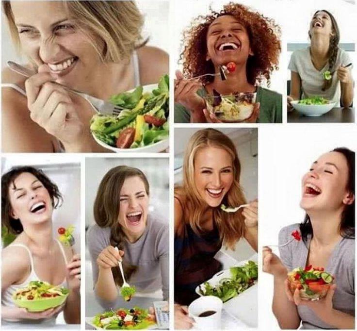 Le #pubblicità delle insalate...ma cosa ridi?? #madai