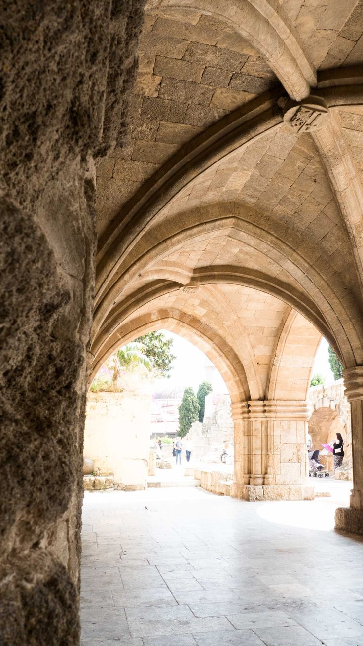 Rhodos Stadt // the city of Rhodes Architecture