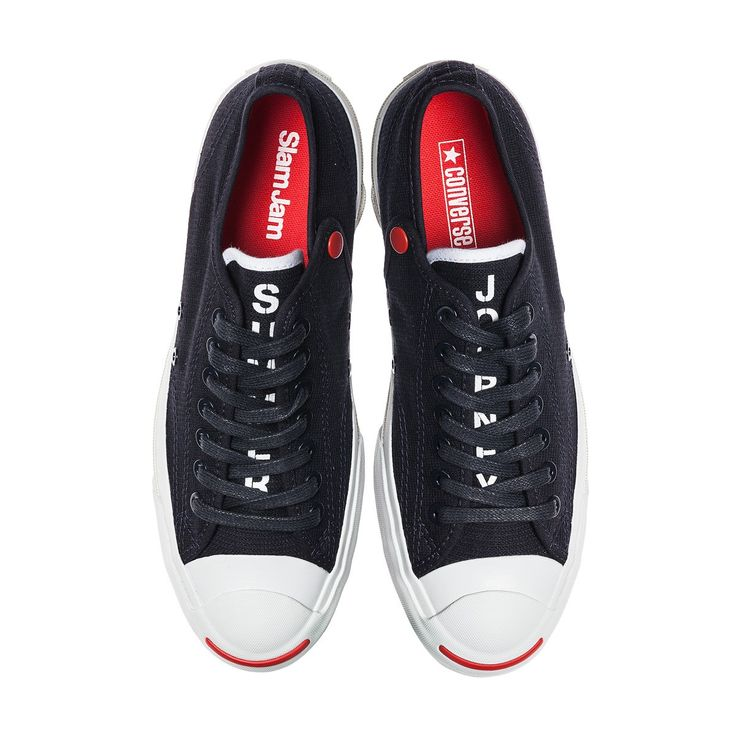 19751ea0e ... Jack Purcell Johnny Ox x Slam Jam Summer Journey - Slam Jam Socialism  Mens Shoes Pinterest ...