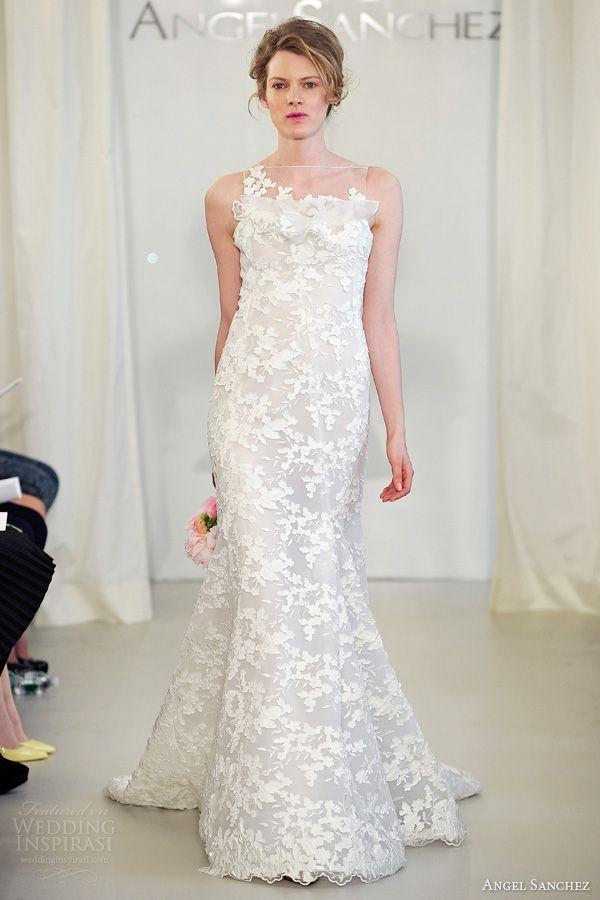 Angel Sanchez 2014 Wedding Dresses