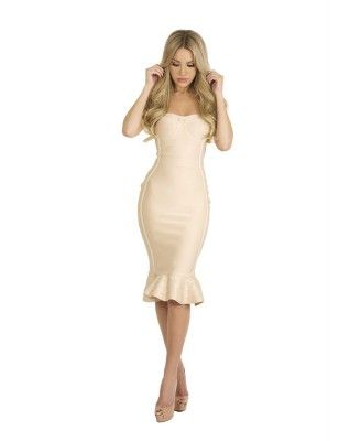 Wear the high necked and #strapless #laces #dresses in Australia with amazing quality.