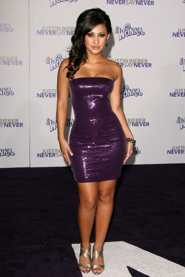 Francia Raisa - Adrian (The Secret Life of the American Teenager)