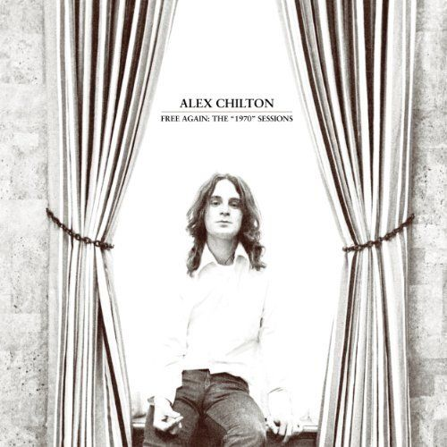 Alex Chilton   Free Again: The 1970 Sessions   Limited Edition Clear Vinyl LP