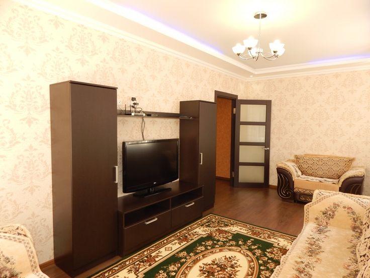Предлагаем для долгосрочной аренды в Ставрополе  2 - комнатная квартира по адресу Крупской29,Шоколад, ремонт современный,кухонный гарнитур, 2-х спальная кровать, мягкая мебель, новая мебель, общей площадью 56.7 кв.м, дом Новый монолит, Крышн.котел отопление, Электро-плита, наличие бытовой техники - стиральная машина (+), холодильник (+), телевизор (ЖК),парковка подземная, номер объявления - 26484, агентствонедвижимости Апельсин. Услуги агента только по факту заключения…