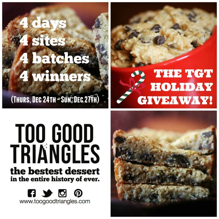 #Ilovetgt.....my second love after my son  Repin this pic with #ilovetgt and a fun comment by Dec 27th @ midnight to #win a batch of #toogoodtriangles in ANY #style. You can enter DAILY on FB, IG, PIN & TW to increase your chances. www.toogoodtriang... #tgt #dessert #contest #chocolate #vegan #glutenfree