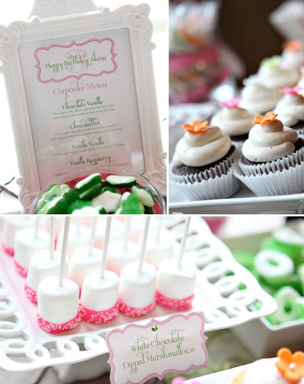 Whimsical Lollipop-Inspired Dessert Table // Hostess with the Mostess®