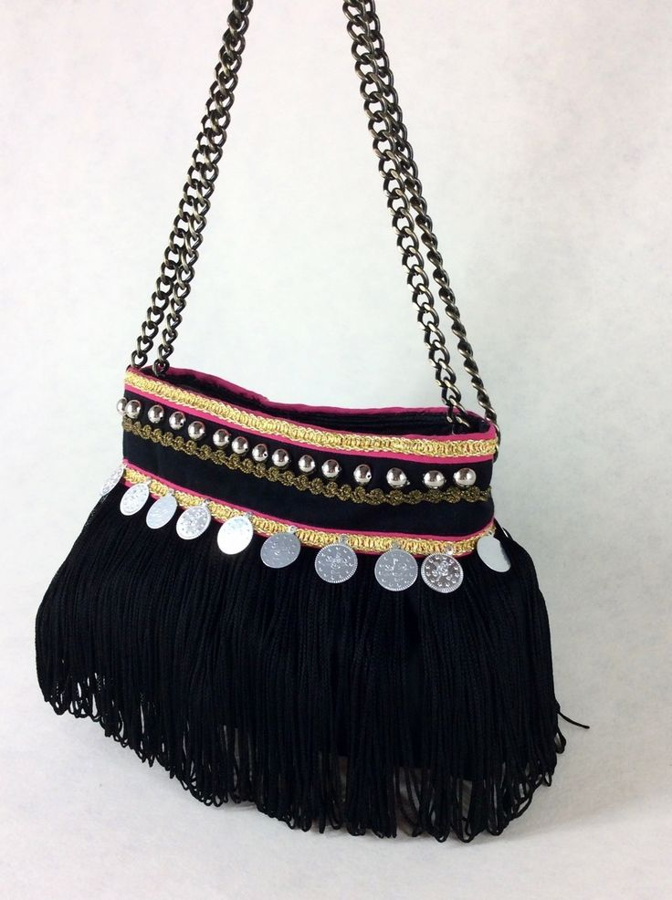 Boho Chic Bag