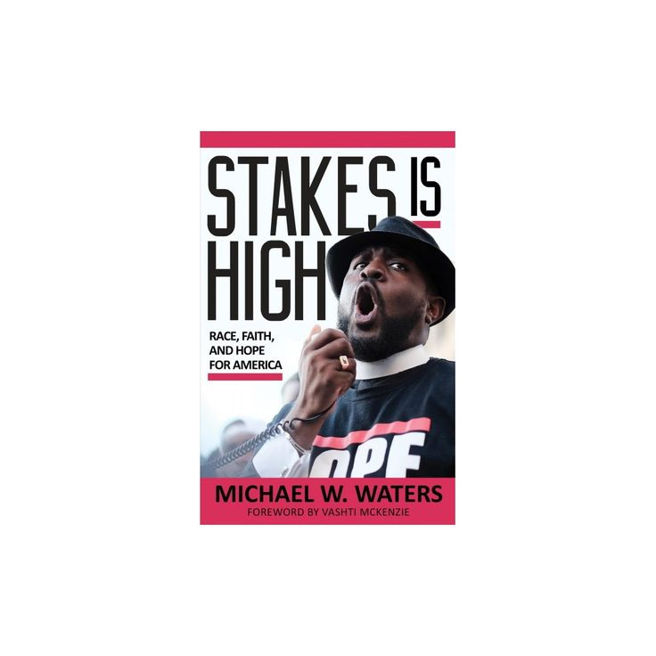 Stakes Is High : Race, Faith, and Hope for America (Paperback) (Michael W. Waters)