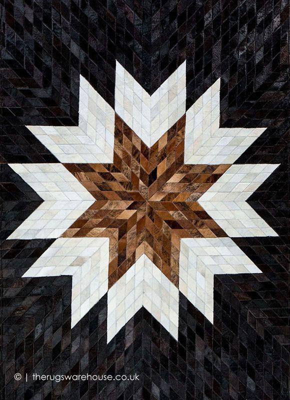 Insignia Rug Mosaic Rugs Modern Rugs Patchwork Rugs Cow Hide Rug Rugs