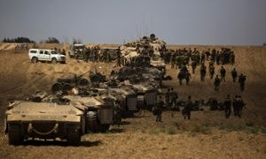 Israeli soldiers cast doubt on legality of Gaza military tactics - THE GUARDIAN #Israel, #Gaza, #World