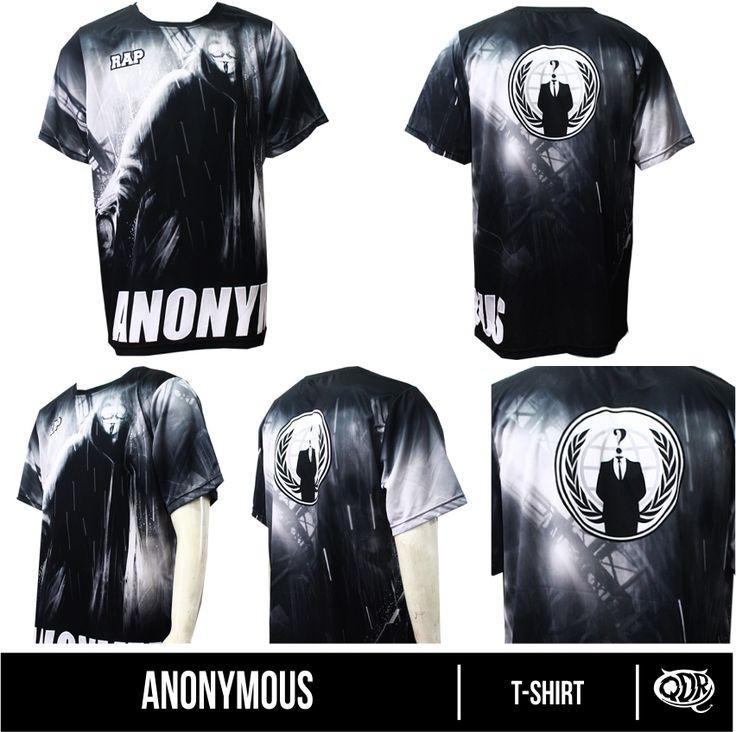 Anonymous Bahan : Dry FIt Printing: Sublimation  Model: T-shirt Game Bahan dan Pola yang nyaman dipakai sehari hari, motif dan hasil printing yang tajam, cerah dan tidak luntur.  Fast respon  WA/Sms no call: 081222970120  PIN BB : D5443117