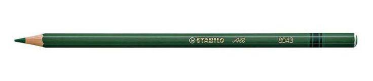 All-Stabilo Colored Pencil - green
