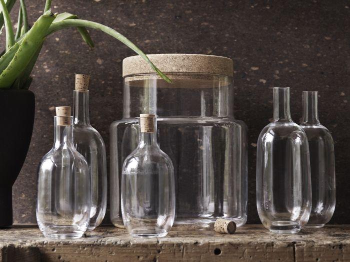 Contenitori e bottiglie belli e funzionali. #SINNERLIG