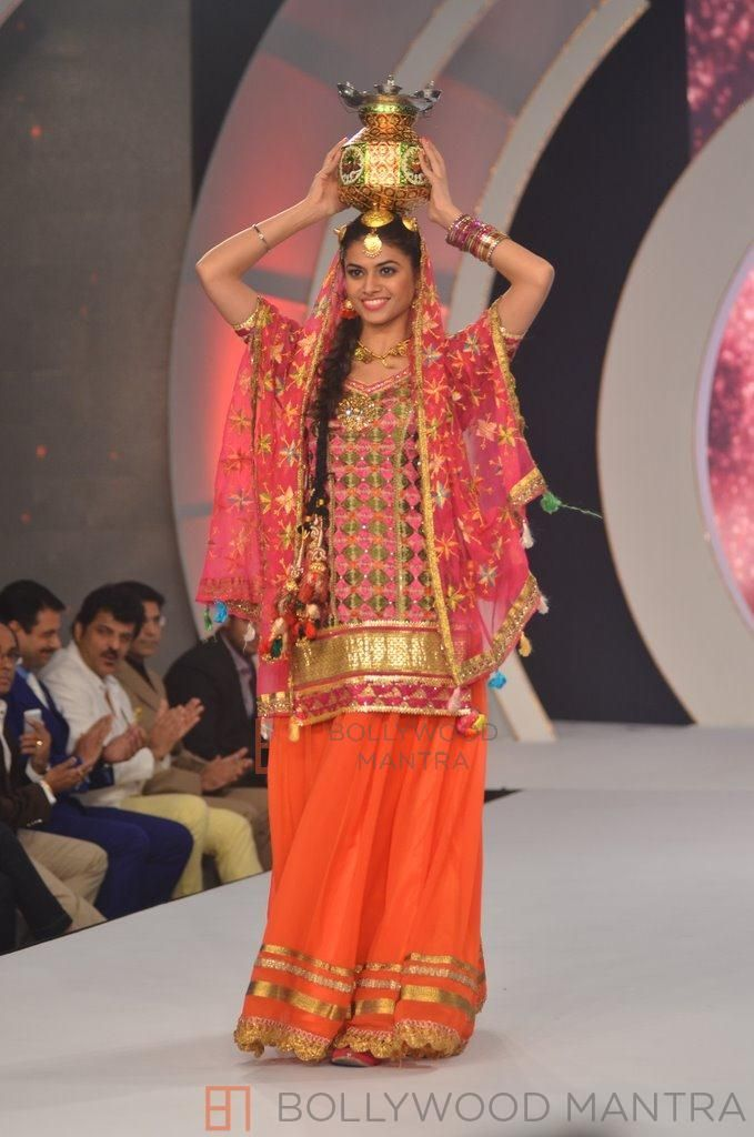 Femina Miss India Fashion Show 2014