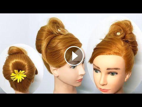 Schöne Frisuren für Hochzeit / Party Frisuren für Mädchen | Hochzeitsgast ha …  #frisuren #hochzeit #hochzeitsgast #madchen #party #schone