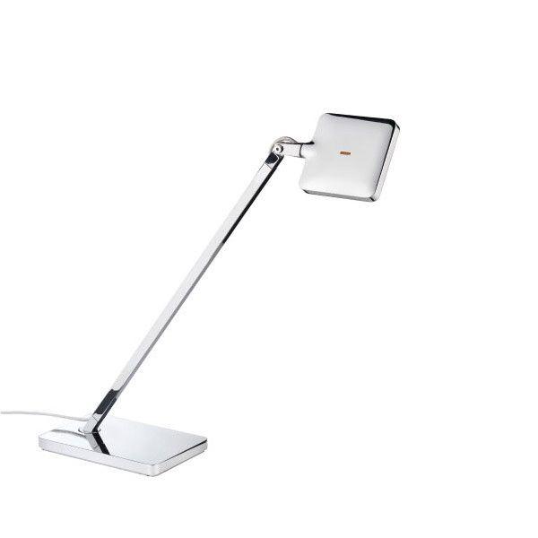 FLOS Mini Kelvin Chrome Table Lamps