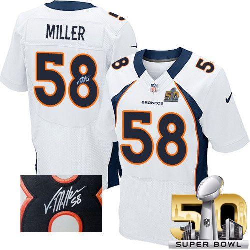 cheap von miller broncos jersey