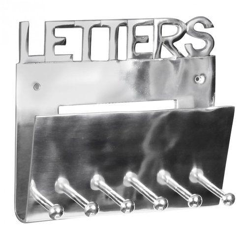 Gefunden bei Wayfair.de - Wandgarderobe Letters
