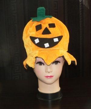palarie dovleac dovlecel halloween
