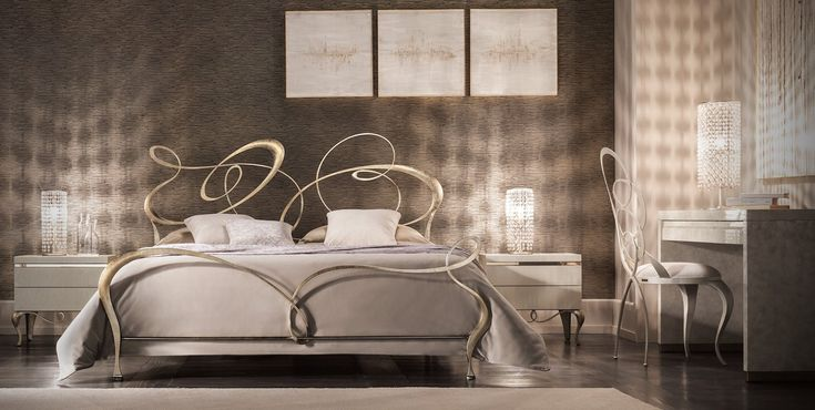 Italian design, function and classic style make the difference in creating a bedroom oasis. Luxury bedroom sets Made in Italy.