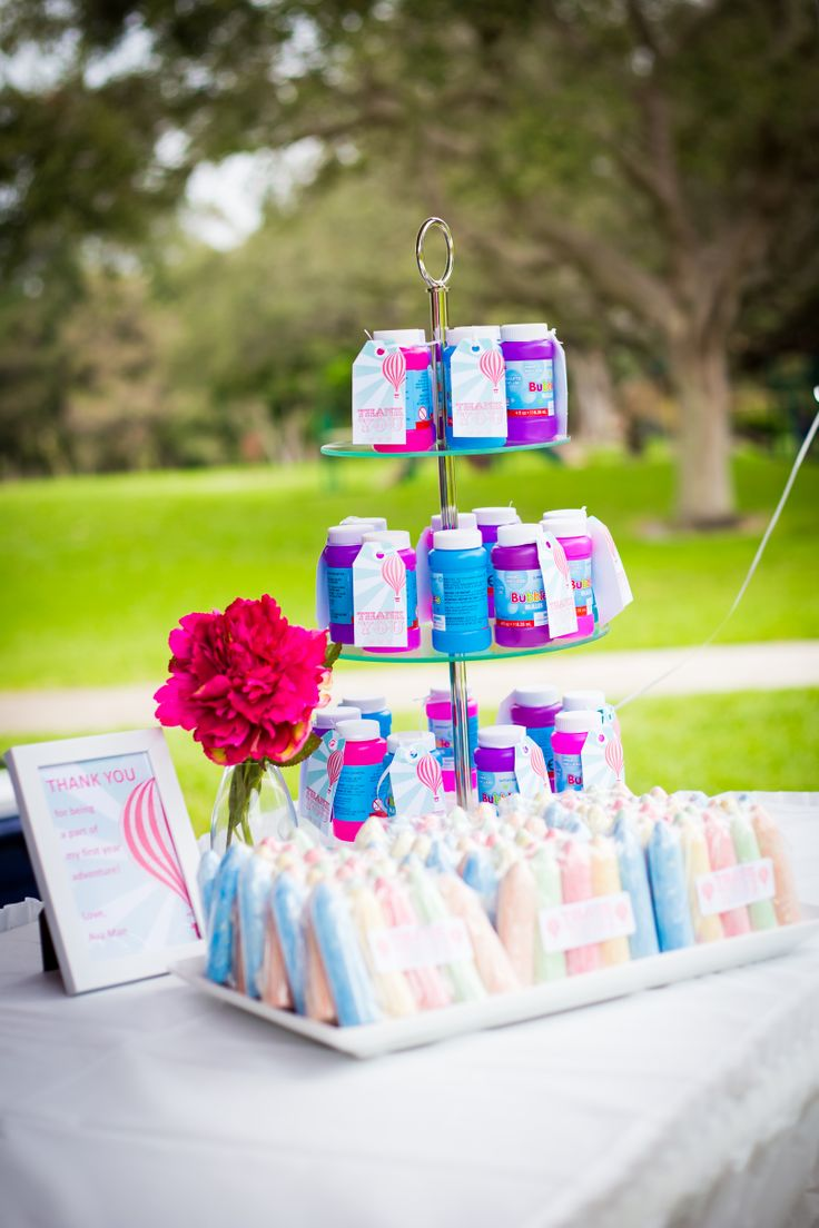 Hot Air Balloon Party Favors | My Events and Weddings ...
